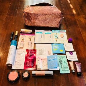HUGE MAKEUP BUNDLE AND MAKEUP BAG
